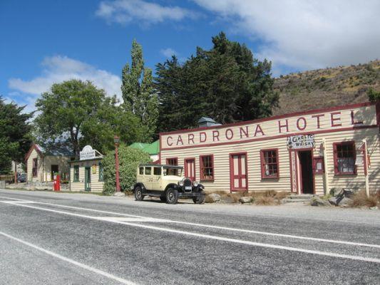 Cadrona Hotel